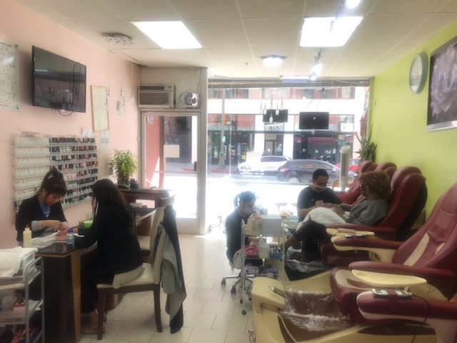 Nails Salon 90013